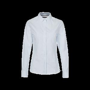 YANXUAN网易严选女式花香长绒棉衬衫 94.5元