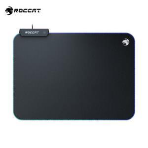 新品发售:ROCCAT冰豹灵感豹SenseAIMORGB游戏鼠标垫 299元包邮