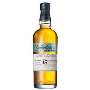 百龄坛(Ballantine's)洋酒15年陈酿单一麦芽苏格兰威士忌格伦伯吉系列700ml 383.2元