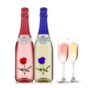 西班牙原瓶进口科洛巴红蓝玫瑰起泡酒750ml*299元(需用券)