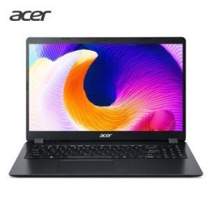 Acer宏�墨舞EX21515.6英寸笔记本电脑(i5-10210U、8GB、128GB+1TB、MX230) 4299元