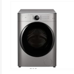 美的(Midea)洗衣机滚筒洗烘一体全自动直驱10kgMD100VT717WDY53299元包邮(需用券)