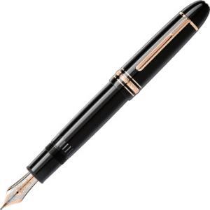 MONTBLANC万宝龙112665大班149F尖钢笔玫瑰金钢笔 4269.05元