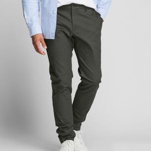 12日0点:UNIQLO优衣库418916男装修身无褶长裤 低至89.1元
