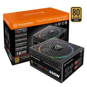 TtThermaltake额定650WTPGRGB650W电脑电源金牌全模组 619元