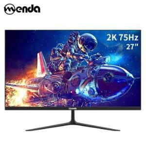 MENDA盟达M2-Q277527英寸TN显示器(2K、75Hz、1ms、99%sRGB)699元