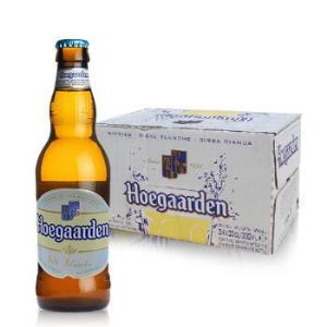 Hoegaarden/福佳白啤酒330ml*24瓶/箱 138.45元