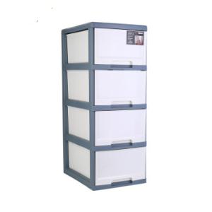 京东PLUS会员、再降价:Tenma天马移动式抽屉柜4层*3件 209.75元包邮(合69.92元/件)