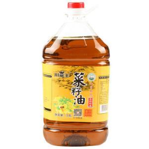 川菜王压榨纯香菜籽油3.8L*2件    78.08元(合39.04元/件)