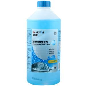 BLUESTAR蓝星-40℃汽车玻璃水2L*8件 89.2元(合11.15元/件)