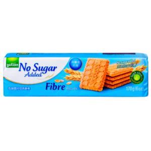 西班牙进口谷优(Gullon)全麦高纤饼干进口零食早餐170g*3件 26.88元(合8.96元/件)