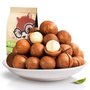 三只松鼠奶油味夏威夷果坚果炒货孕妇坚果干果零食特产265g/袋(外袋中有开口器)*6件 139.4元(合23.23元/件)