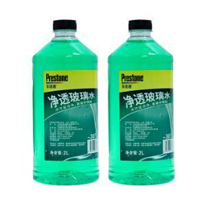 百适通(Prestone)玻璃水-30℃2L2瓶装*4件+凑单品 70.1元(需用券,合17.53元/件)