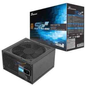 SEASONIC海韵经典铜牌S12II电脑电源650W 399元
