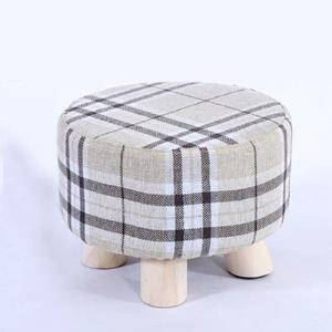 联圆世家木质小圆凳直径28cm 9.9元包邮(需用券)
