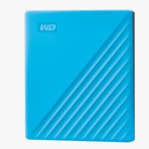 西部数据(WD)4TBUSB3.0移动硬盘MyPassport随行版2.5英寸蓝色WDBPKJ0040BBL 799元