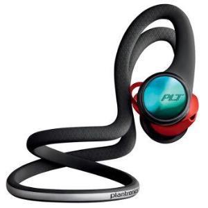 plus专享:缤特力(Plantronics)FIT2100颈挂式运动蓝牙耳机挂耳式跑步防水双耳降噪苹果安卓炫酷黑 358元
