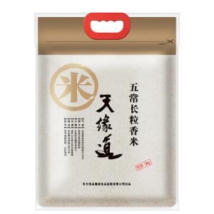 天缘道五常长粒香米五常大米东北大米东北香米粳米5kg*2件 29.9元(合14.95元/件)
