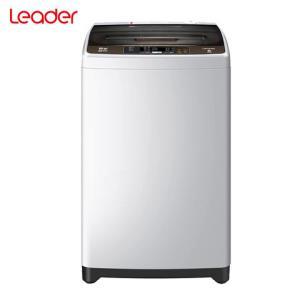 海尔统帅(Leader)@B90M8679公斤大容量全自动家用波轮洗衣机宽水压宽电压设计智能预约(月光灰)799元