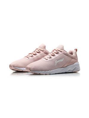 李宁LINING女子跑步鞋橡胶减震透气休闲鞋运动鞋ARJN004-4 133元
