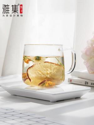 雅集暖见保温杯垫恒温加热器恒温宝暖奶热奶办公室茶座保温底座49.9元