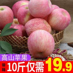 新鲜烟台红富士苹果大果 24.9元(需用券)