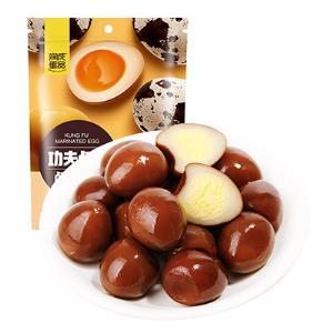 润成熟鹌鹑蛋卤蛋小包装休闲零食250g四川特产小吃乡巴佬 16.9元包邮(需用券)