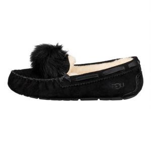 UGGDakotaPomPom系列1019015女士羊毛一体豆豆鞋 575.04元