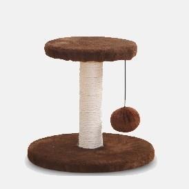 lezizi乐吱吱小型剑麻猫爬架23cm11.8元
