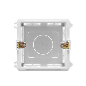 公牛(BULL)开关插座86型通用暗装底盒开关插座面板暗盒H1710只装15元