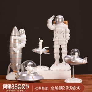 福美林航天宇航员太空人摆件 39元