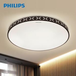 飞利浦(PHILIPS)LED吸顶灯客厅灯卧室灯吸顶灯可调光调色昕菱28W圆形(不支持遥控)*2件    297.44元(合148.72元/件)