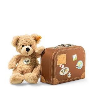 中亚Prime会员:Steiff手提箱里的芬恩小熊