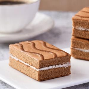 泓一提拉米苏夹心蛋糕早餐面包下午茶糕点休闲零食小吃摩卡咖啡味550g*13件 155.5元(合11.96元/件)
