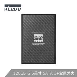 科赋SATA3SSD固态硬盘N400系列120GB 99元