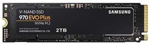 三星970EVOPlus系列-2TBPCIeNVMe-M.2内置固态硬盘2828.5元