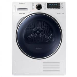三星(SAMSUNG)睿慕系列9公斤干衣机DV90M8204AW/SC(白色)6990元包邮