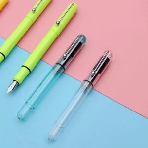 JINHAO金豪学生口袋钢笔0.38/0.5mm10支装 28.9元
