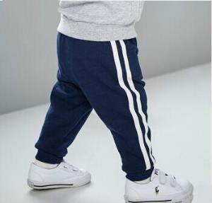 Miiow猫人男童时尚休闲运动裤*2件 54元(合27元/件)