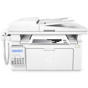 惠普(HP)MFPM132fp激光打印机打印机复印扫描传真一体机带手柄升级型号132fw    2079元