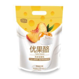 君乐宝优果酪黄桃沙棘100g*8袋酸奶酸牛奶*10件 139元(合13.9元/件)