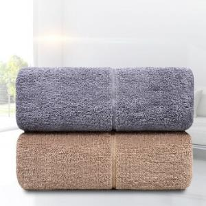 洁丽雅纯棉素色毛巾2条装76*34cm100g/条*4件 44.32元(合11.08元/件)