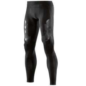 12日0点、双12预告、限尺码:SKINS思金斯A400综合系列压缩长裤 236元