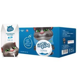 卓牧tom猫联名款羊酸奶原味整箱200gx6盒装 41.4元