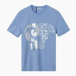 12日0点、双12预告:VERSACE范思哲COLLECTION男士短袖T恤*3件 957.12元(合319.04元/件)