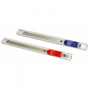 凑单品:deli得力2053金属壳美工刀 1.9元