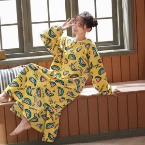 11日0点:画言珊瑚绒睡裙F码多款可选19.9元包邮(需用券)