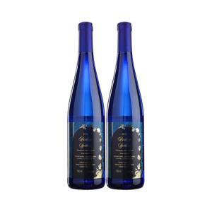 12日0点:ICUVEE雷司令晚收半甜白葡萄酒750ml蓝瓶2支装149元包邮(前2小时)