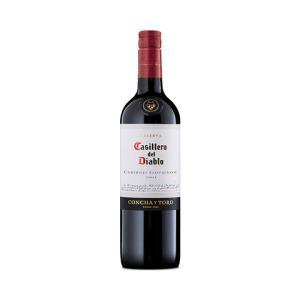 (双十二前两小时)干露红魔鬼卡本妮苏维翁干红葡萄酒750毫升 39元包邮