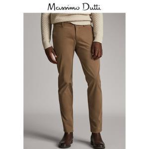 12日0点:MassimoDutti00021021707微弹休闲裤 290元包邮